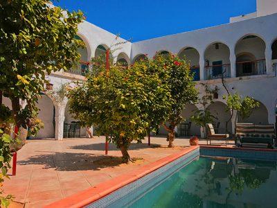 caravansérail Djerba Tunisie 1