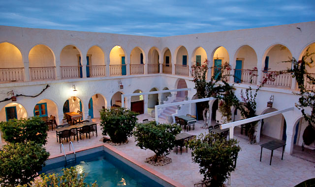 caravansérail Tunisie Djerba 1