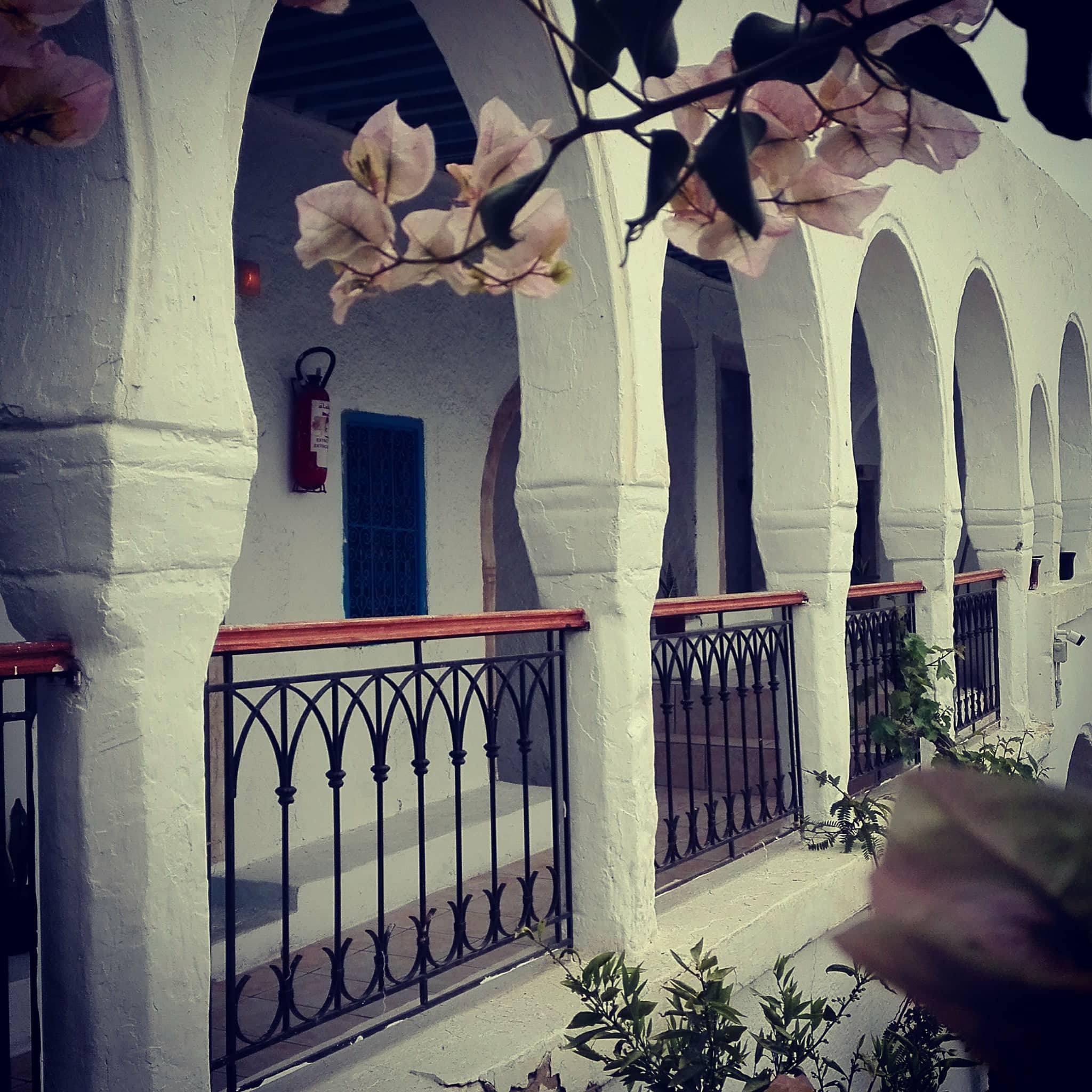 Hôtel caravansérail Djerba souk