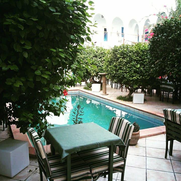 Djerba hôtel de charme Arischa