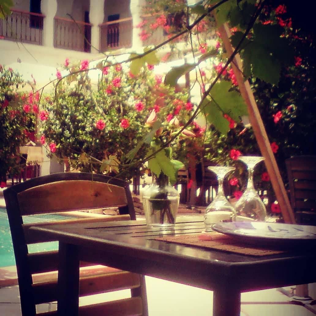 Houmt souk restaurant bar